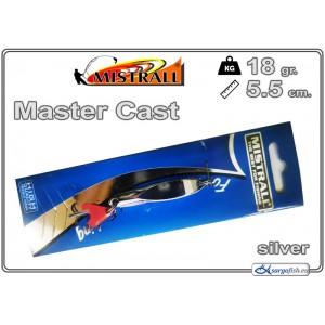 Блесна MISTRALL Master Cast 18 - 01
