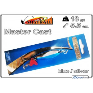 Блесна MISTRALL Master Cast 18 - 05