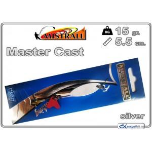 Блесна MISTRALL Long Cast 15 - 01