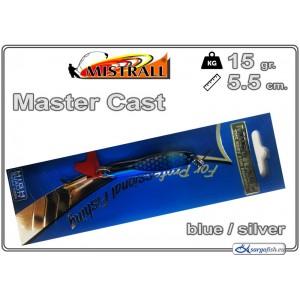 Блесна MISTRALL Long Cast 15 - 03