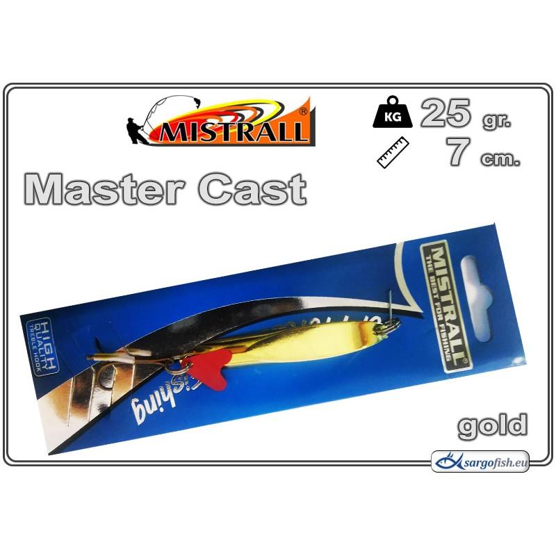 Блесна MISTRALL Long Cast 25 - 02