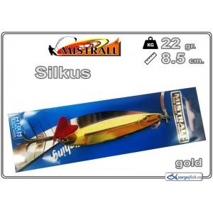 Блесна MISTRALL Silkus 22 - 02