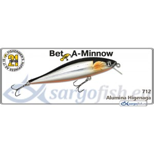 Воблер PONTOON 21 Bet-A-MINNOW SR 102F - 712