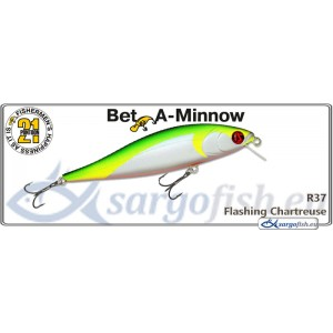 Воблер PONTOON 21 Bet-A-MINNOW SR 102F - R37