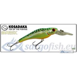 Воблер KOSADAKA Brisk XL 55F - HT