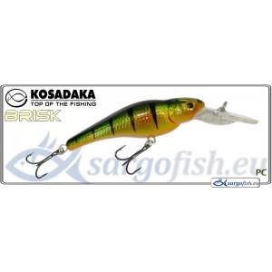 Воблер KOSADAKA Brisk XL 55F - PC