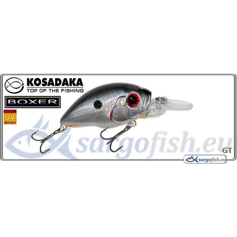 Воблер KOSADAKA Boxer XL 50F - GT