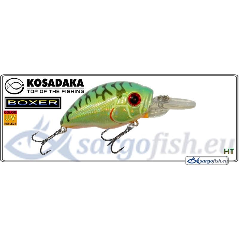 Воблер KOSADAKA Boxer XL 50F - HT