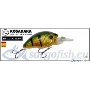 Воблер KOSADAKA «Boxer» XL 50F - PC