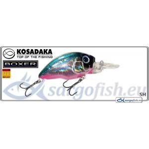 Воблер KOSADAKA «Boxer» XL 50F - SH