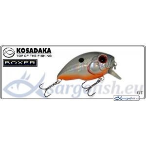 Воблер KOSADAKA «Boxer» XS 40F - GT
