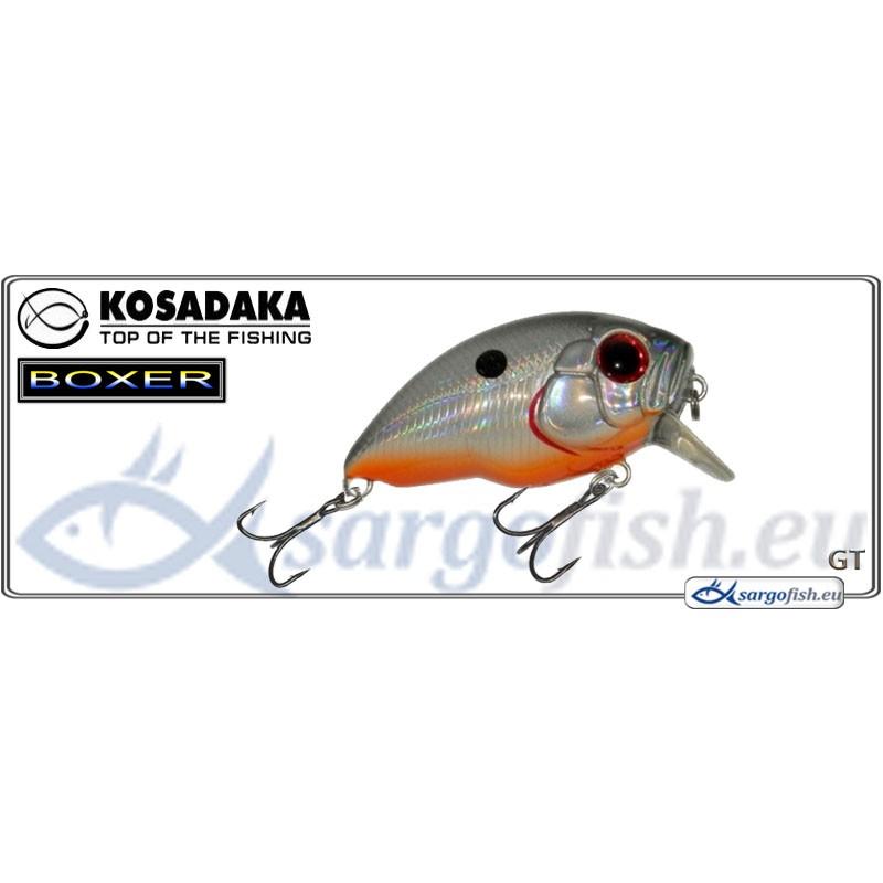 Воблер KOSADAKA Boxer XS 40F - GT