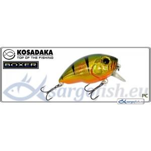 Воблер KOSADAKA Boxer XS 40F - PC