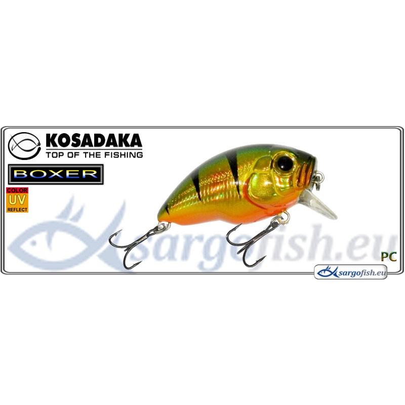 Воблер KOSADAKA Boxer XS 45F - PC