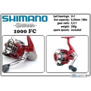 Катушка SHIMANO Catana - 1000 FC
