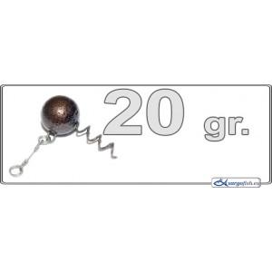 Грузик для джига CHA - 20.0