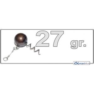Грузик для джига CHA - 27.0