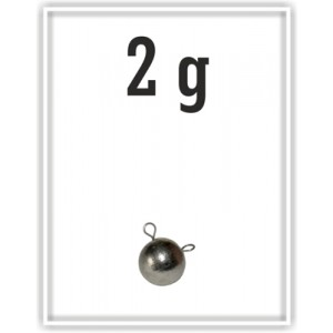 Грузик для джига CHW - 2.0