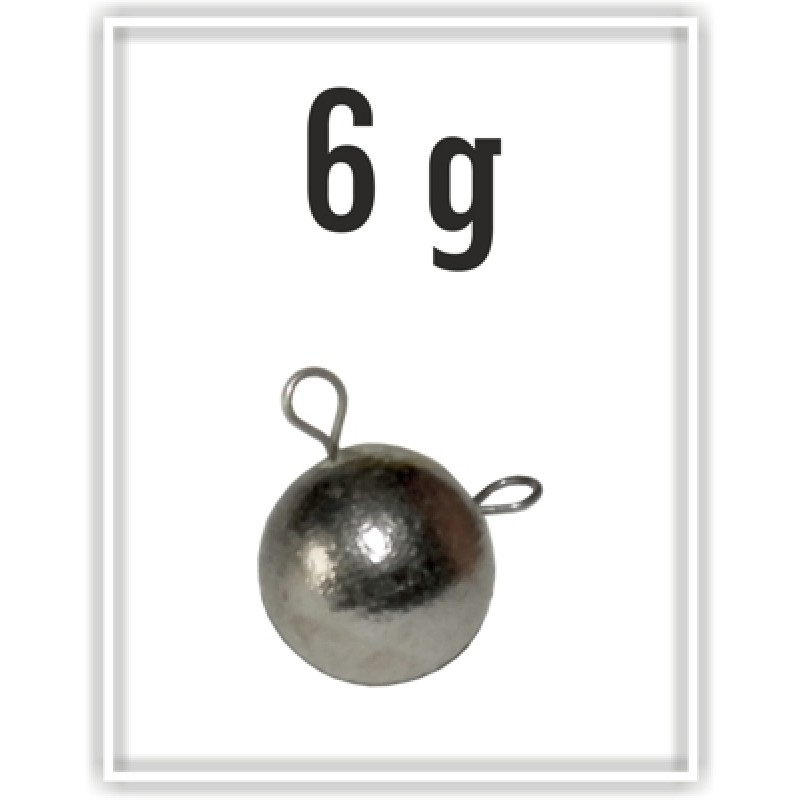 Грузик для джига CHW - 6.0