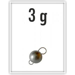 Грузик для джига CHWR - 3.0