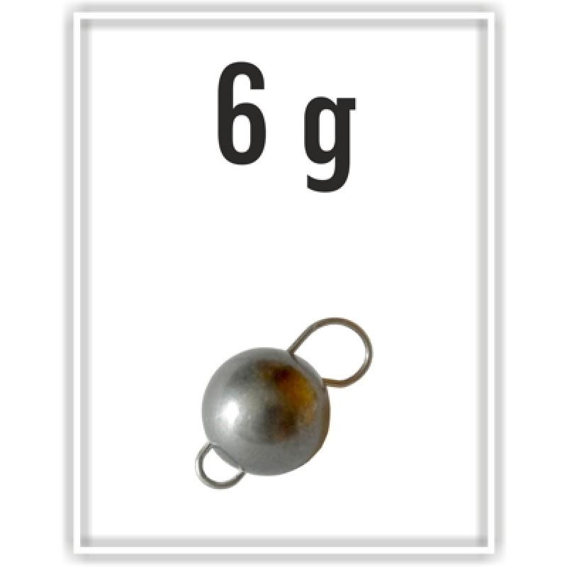 Грузик для джига CHWR - 6.0