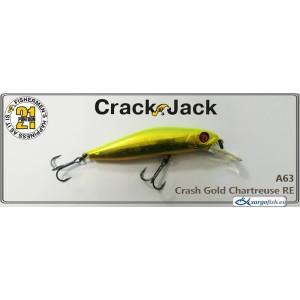 Воблер PONTOON 21 Crack JACK MR 78SP - A63