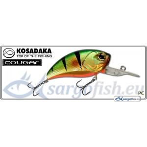 Воблер KOSADAKA Cougar XD 50F - PC
