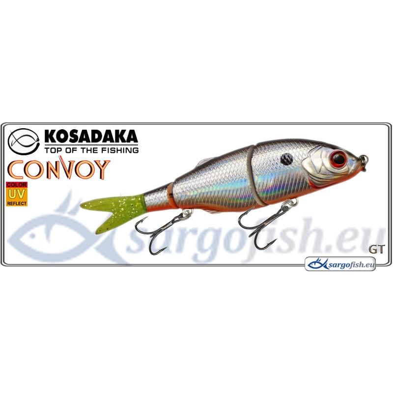Воблер KOSADAKA Convoy 90S - GT