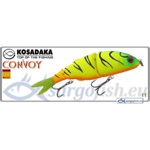 Воблер KOSADAKA Convoy 90S - TT
