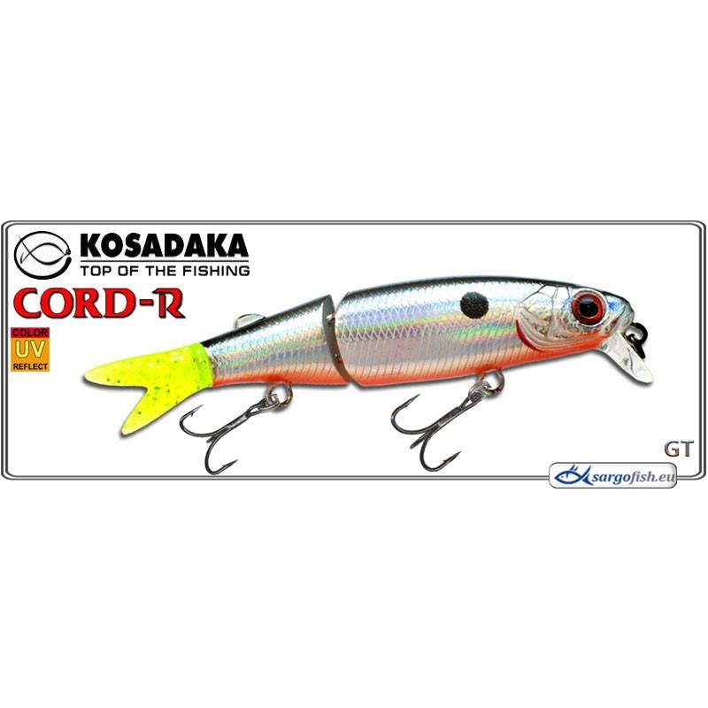 Воблер KOSADAKA Cord R XS 110F - GT