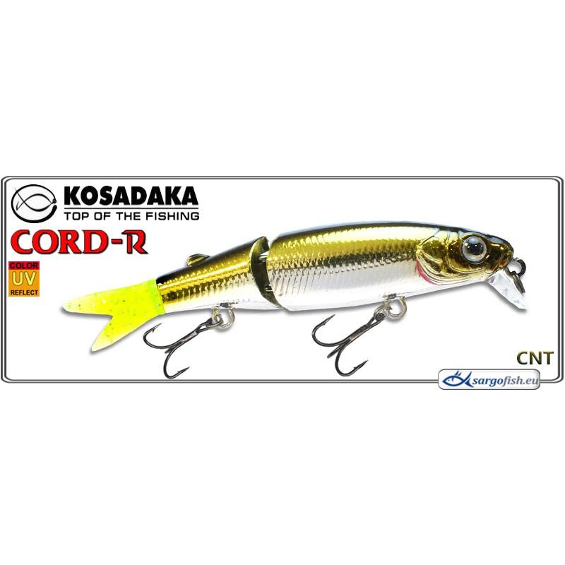 Воблер KOSADAKA Cord R XS 70F - CNT