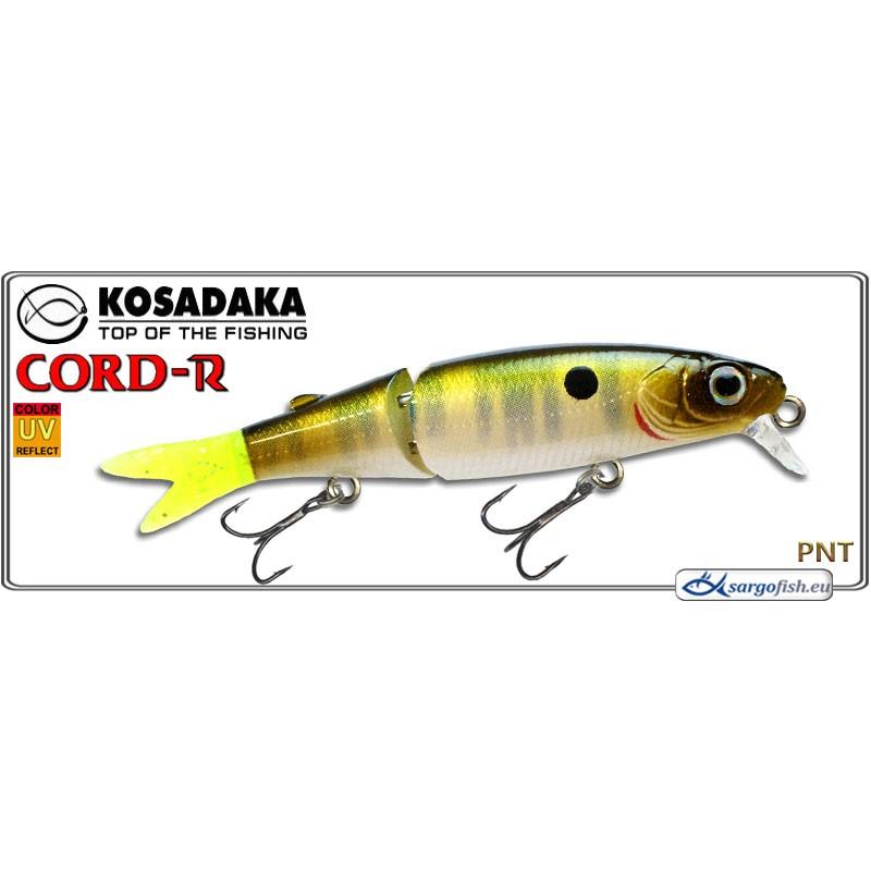 Воблер KOSADAKA Cord R XS 70F - PNT