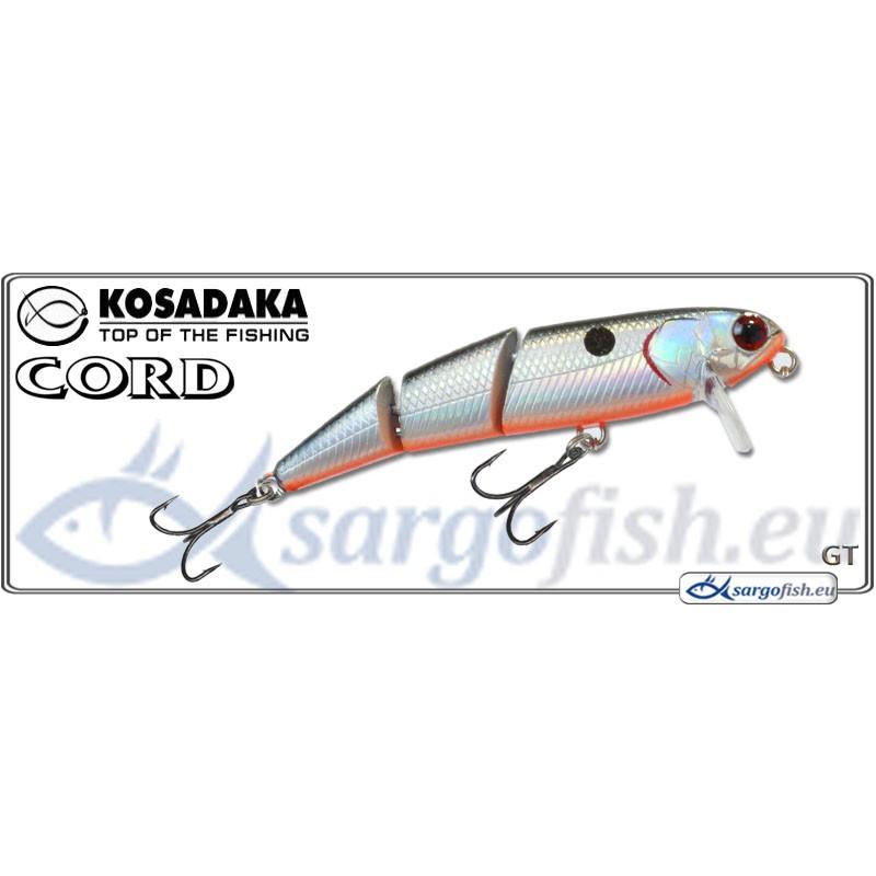 Воблер KOSADAKA Cord SH 75F - GT