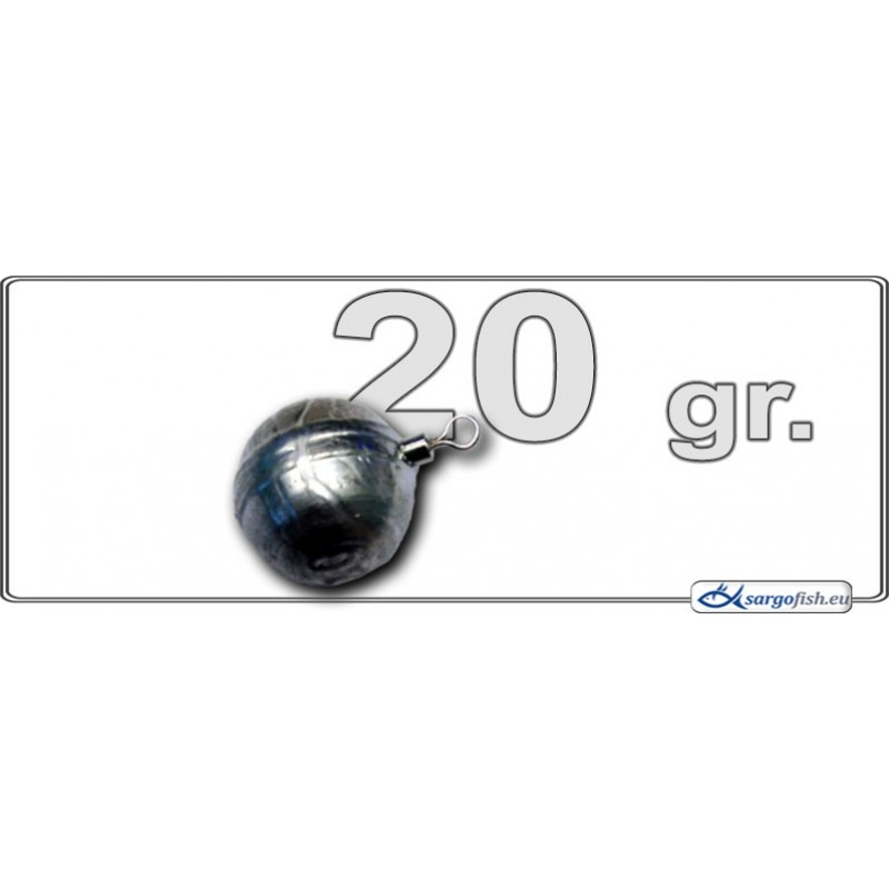 Грузик для дропшота BALL 03 - 20.0