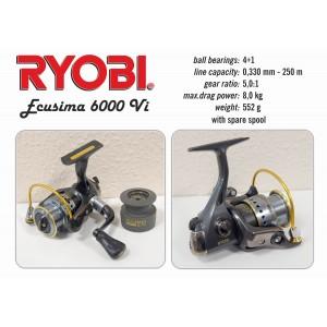 Катушка RYOBI Ecusima - 6000 Vi
