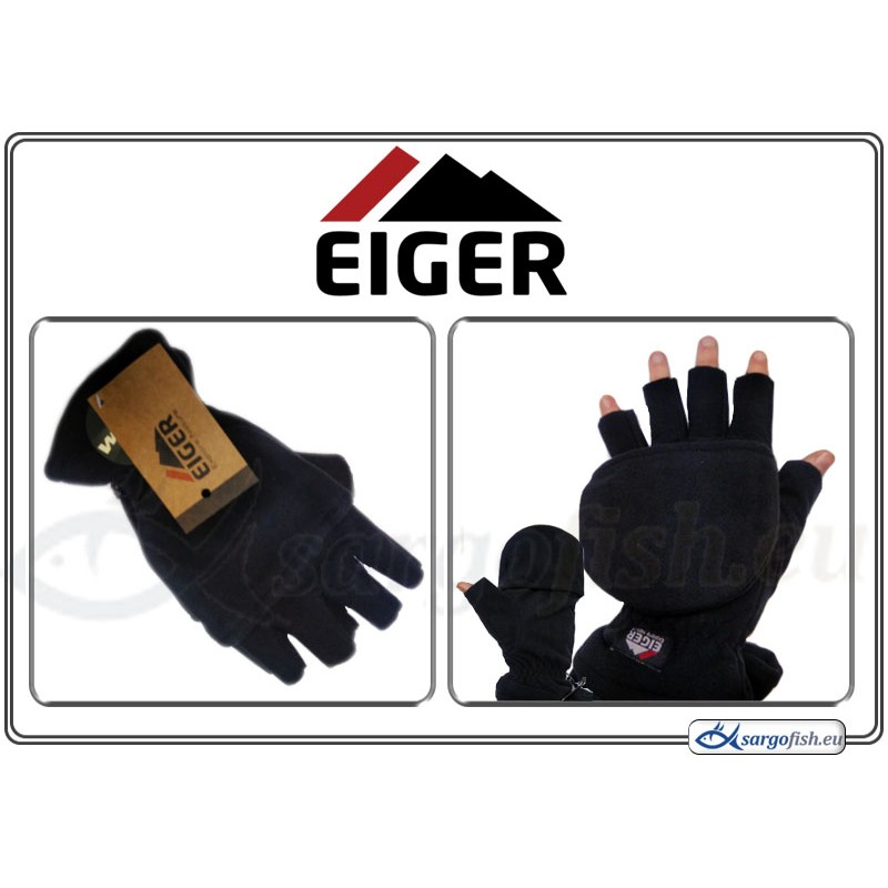 Перчатки EIGER Winter - L