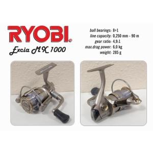 Катушка RYOBI Excia MX - 1000