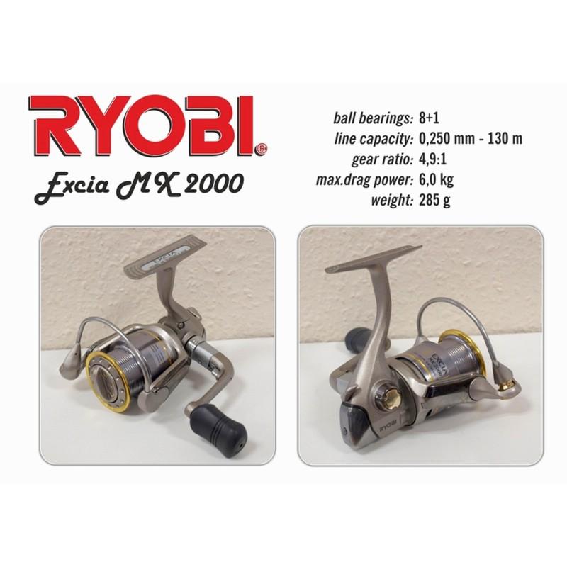 Катушка RYOBI Excia MX - 2000