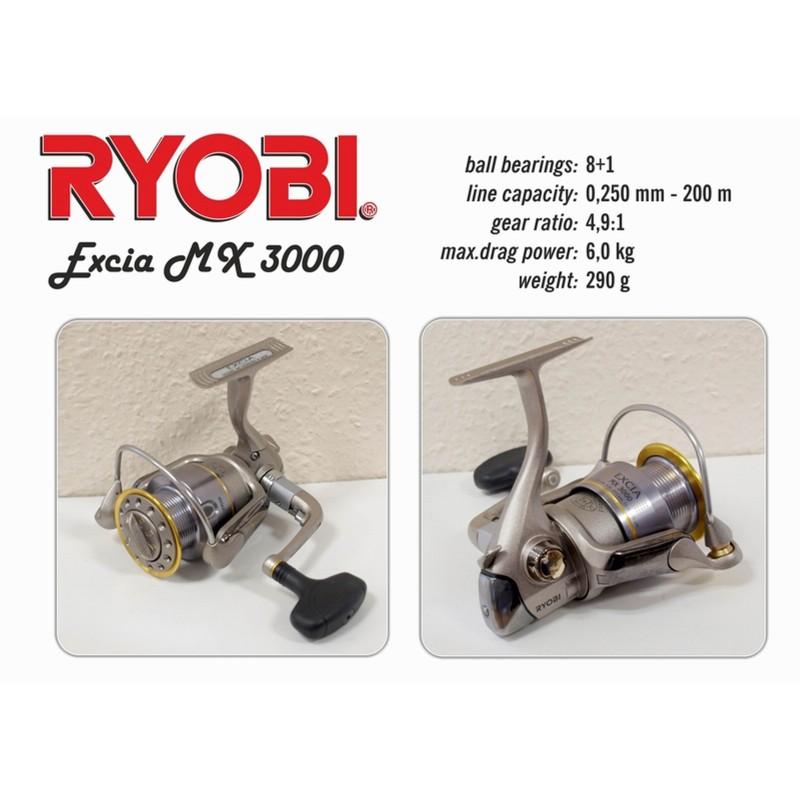 Катушка RYOBI Excia MX - 3000