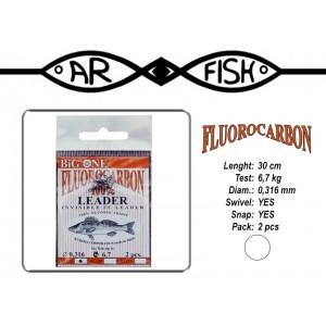 Поводок AR FISH Fluorocarbon 0.316 - 30