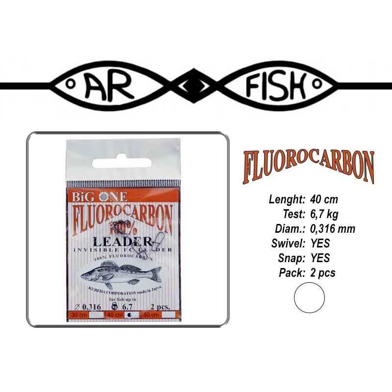 Поводок AR FISH Fluorocarbon 0.316 - 40