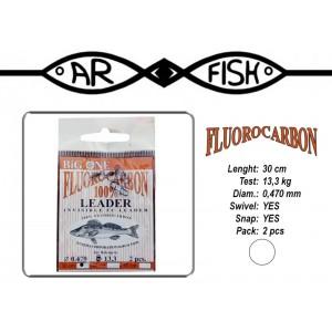 Поводок AR FISH Fluorocarbon 0.470 - 30