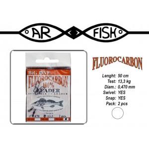 Поводок AR FISH Fluorocarbon 0.470 - 50