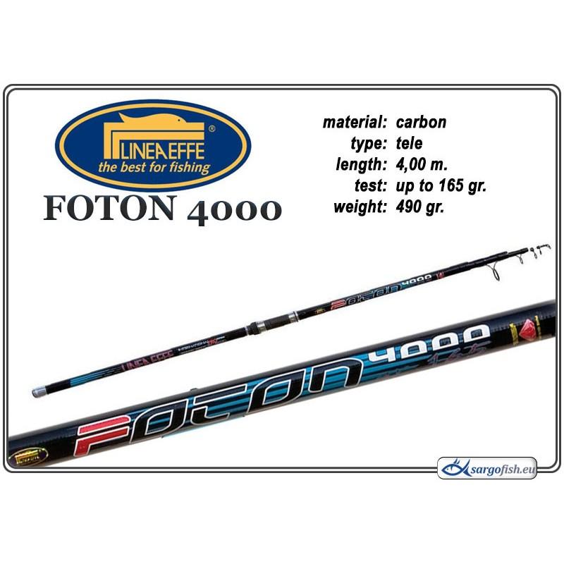Спиннинг LINEAEFFE Foton - 400, up to 165