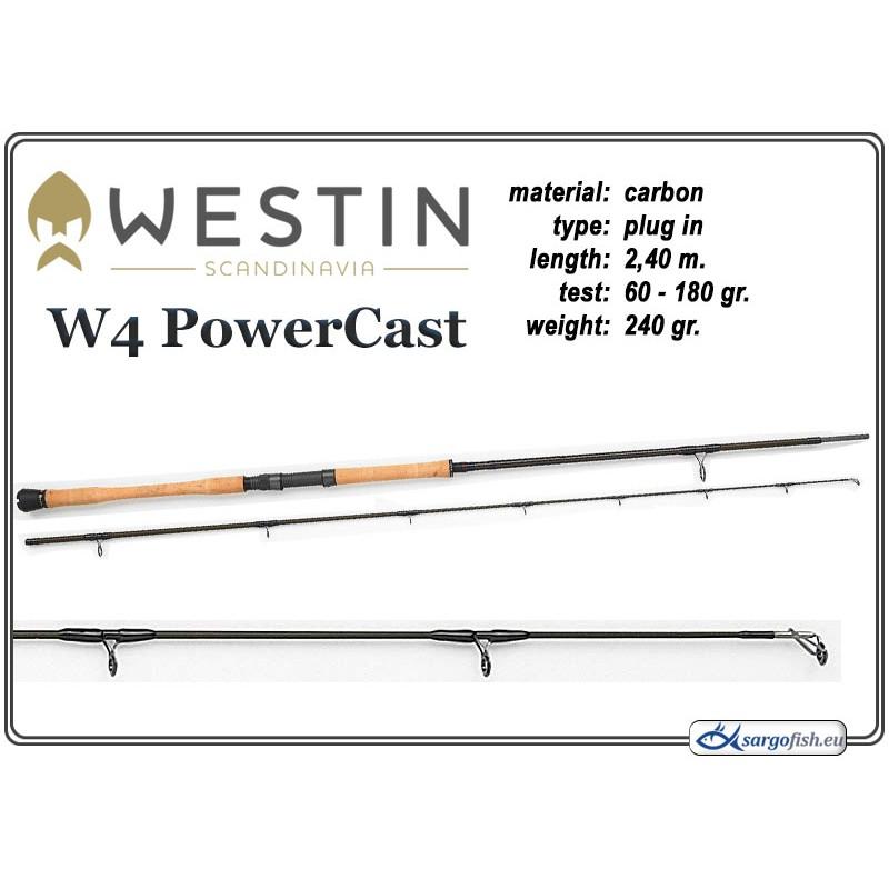 Спиннинг WESTIN W4 PowerCast XH - 240, 60-180