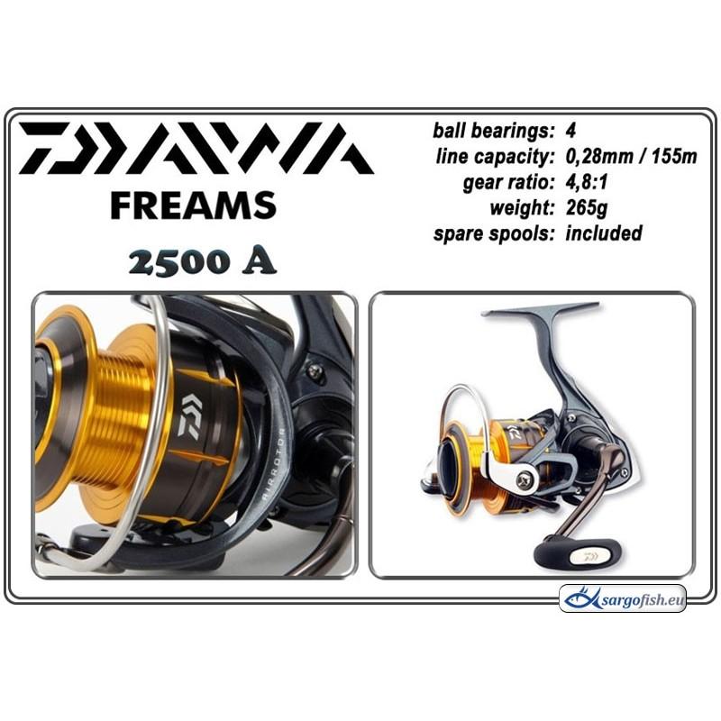 Катушка DAIWA Freams - 2500A