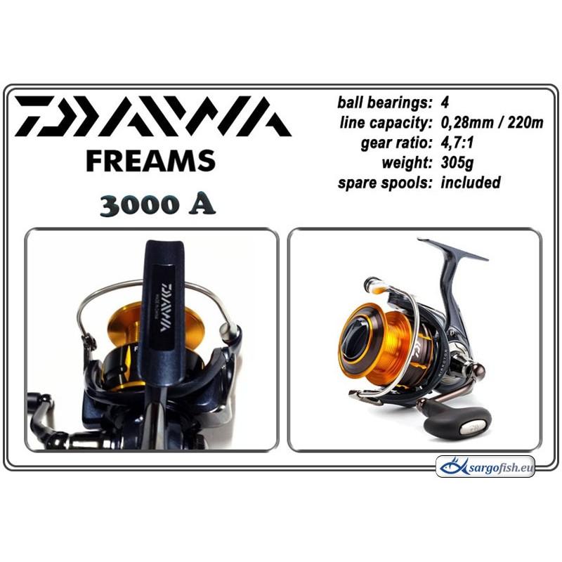 Катушка DAIWA Freams - 3000A