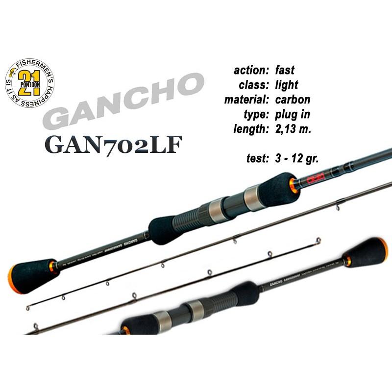 Спиннинг PONTOON 21 GanchO 702LF - 213, 3-12