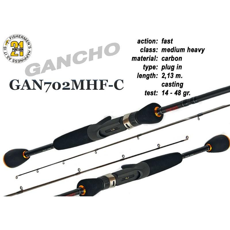 Спиннинг PONTOON 21 GanchO 702MHF-C - 213, 14-48