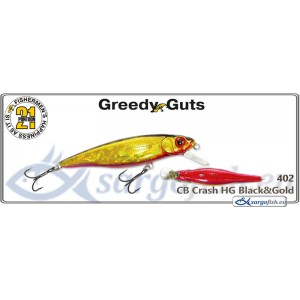 Воблер PONTOON 21 Greedy GUTS SR 44F - 402